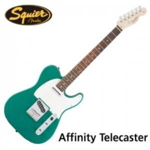 AFFINITY TELECASTER Indian Laurel RCG
